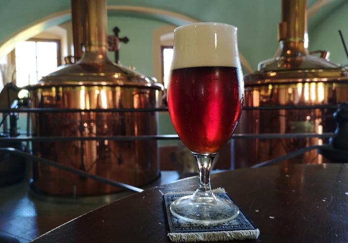 Zámecký Pivovar Chyše, Chyše, Bier in Tschechien, Bier vor Ort, Bierreisen, Craft Beer, Brauerei, Gasthausbrauerei