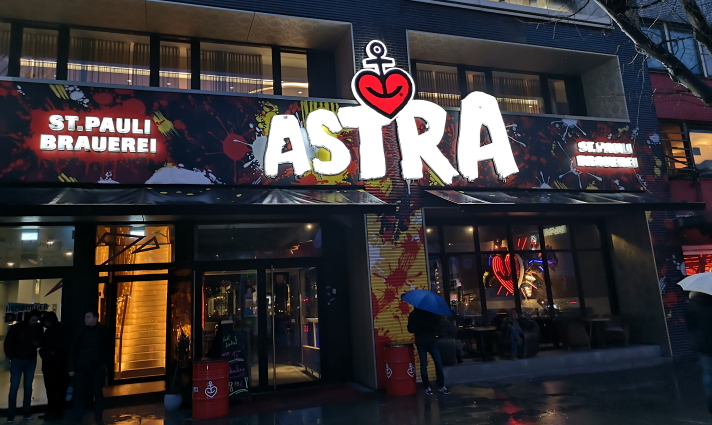 Astra St. Pauli Brauerei, Hamburg, Bier in Hamburg, Bier vor Ort, Bierreisen, Craft Beer, Brauerei, Gasthausbrauerei