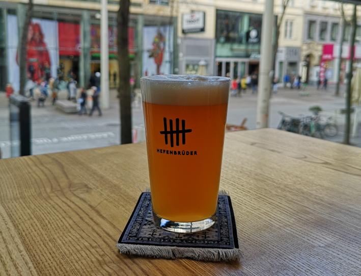 Hefenbrüder, Wien, Bier in Österreich, Bier vor Ort, Bierreisen, Craft Beer, Bierbar