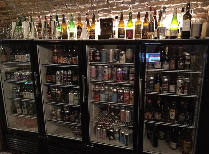 On Tap CraftGallery, Bern, Bier in der Schweiz, Bier vor Ort, Bierreisen, Craft Beer, Bierbar