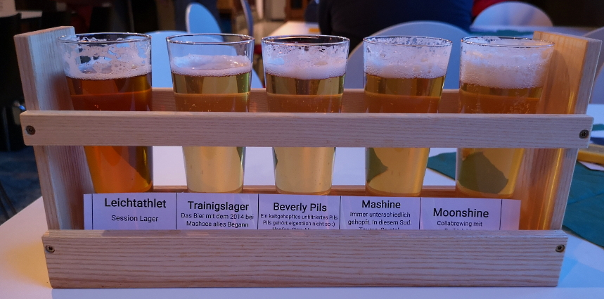 Tag der offenen Flasche – 7. Februar 2020, Langenargen, Bier in Baden-Württemberg, Bier vor Ort, Bierreisen, Craft Beer, Bierfestival, Bottle Shop, Meet the Brewer, Bierverkostung