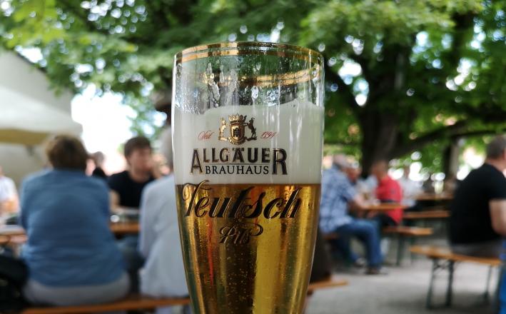 Brauereigaststätte Zum Stift, Kempten, Bier im Allgäu, Bier in Bayern, Bier vor Ort, Bierreisen, Craft Beer, Brauereigasthof