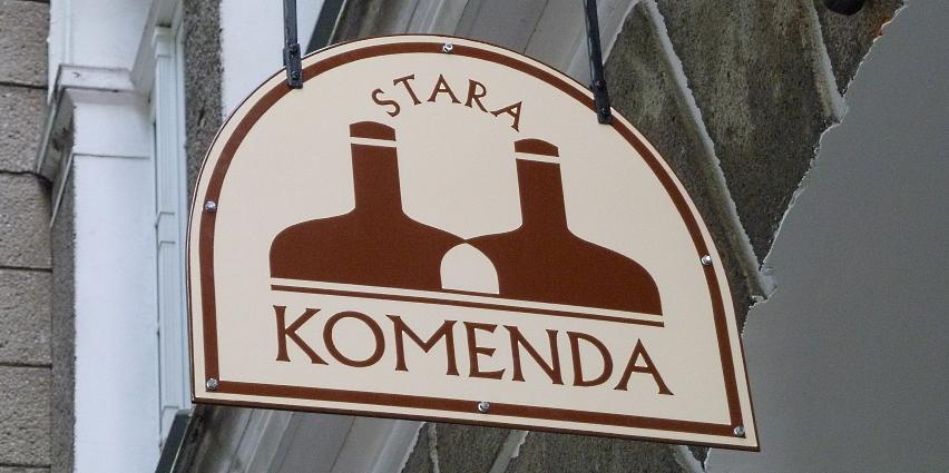 Stara Komenda Browar, Szczecin, Bier in Polen, Bier vor Ort, Bierreisen, Craft Beer, Brauerei, Gasthausbrauerei