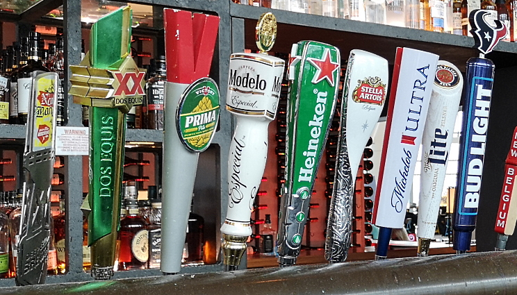 Ember, Houston, Bier in den USA, Bier vor Ort, Bierreisen, Craft Beer, Bierbar