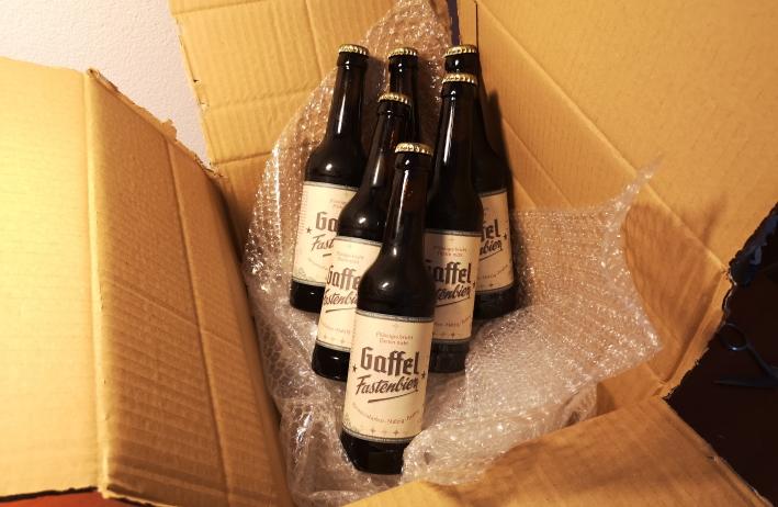 Gaffel Fastenbier, Köln, Bier in Nordrhein-Westfalen, Bier vor Ort, Bierreisen, Craft Beer, Bierverkostung