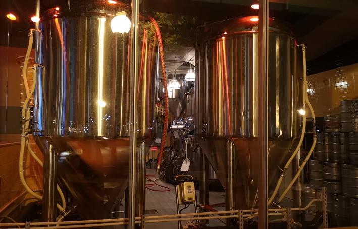 Gordon Biersch Brewing Company (Navy Yard), Washington D.C., Bier in den USA,Bier vor Ort, Bierreisen, Craft Beer, Brauerei, Gasthausbrauerei