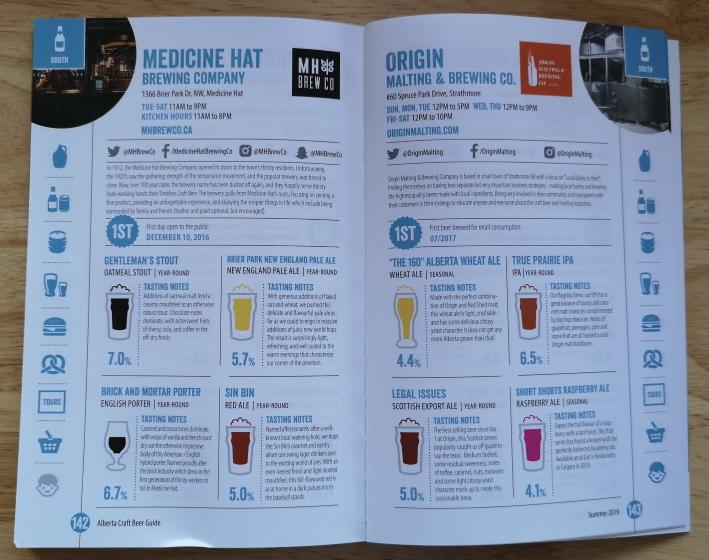 Erica Francis, Alberta Craft Beer Guide, Bier in Kanada, Bier vor Ort, Bierreisen, Craft Beer, Brauerei, Bierbuch