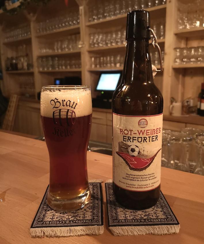 Braukeller Erfurt, Erfurt, Bier in Thüringen, Bier vor Ort, Bierreisen, Craft Beer, Brauerei, Gasthausbrauerei