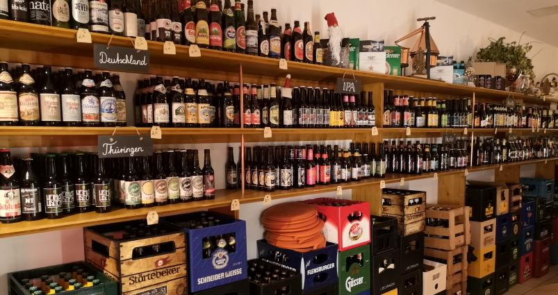 Der Bier-Rufer, Erfurt, Bier in Thüringen, Bier vor Ort, Bierreisen, Craft Beer, Bottle Shop