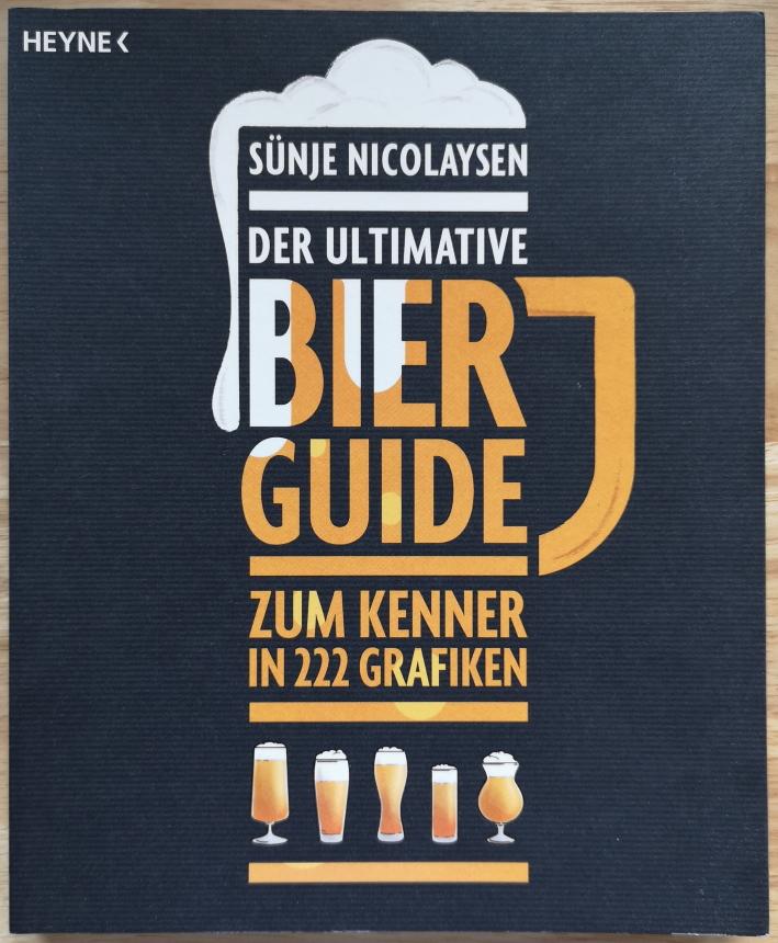 Sünje Nicolaysen, er ultimative Bier Guide – Zum Kenner in 222 Grafiken, Bier vor Ort, Bierreisen, Craft Beer, Bierbuch