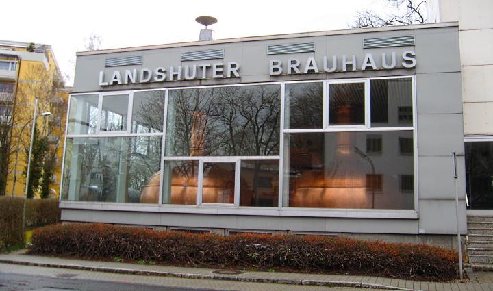 Landshuter Brauhaus AG, Landshut, Bier in Bayern, Bier vor Ort, Bierreisen, Craft Beer, Brauerei