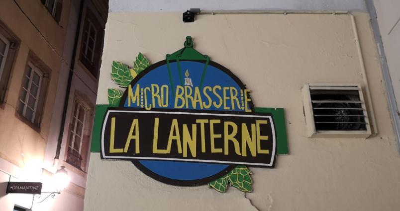 Brasserie de la Lanterne, Strasbourg, Bier in Frankreich, Bier vor Ort, Bierreisen, Craft Beer, Brauerei, Gasthausbrauerei