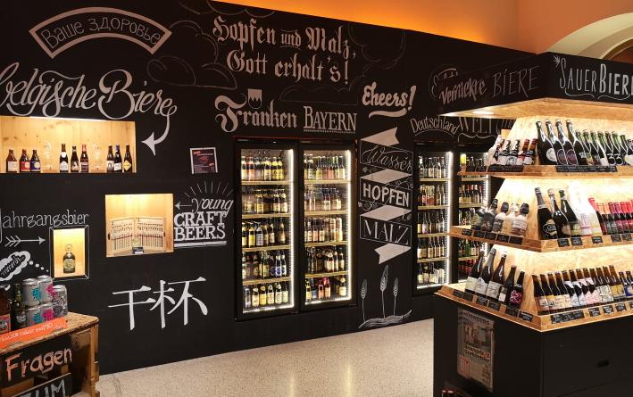 Die Bierothek® Bamberg, Bamberg, Bier in Franken, Bier in Bayern, Bier vor Ort, Bierreisen, Craft Beer, Bottle Shop
