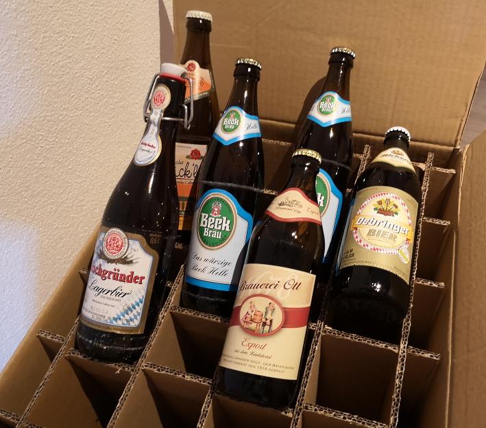 Landbierparadies – Online-Service, Nürnberg, Bier in Franken, Bier in Bayern, Bier vor Ort, Bierreisen, Craft Beer, Brauerei, Bottle Shop, Bierverkostung