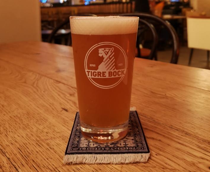 Le Tigre, Strasbourg, Bier in Frankreich, Bier vor Ort, Bierreisen, Craft Beer, Brauerei, Gasthausbrauerei, Bierbar, Bierrestaurant