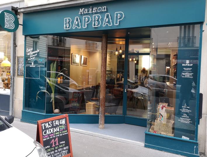 Maison BAPBAP, Paris, Bier in Frankreich, Bier vor Ort, Bierreisen, Craft Beer, Brauerei, Taproom