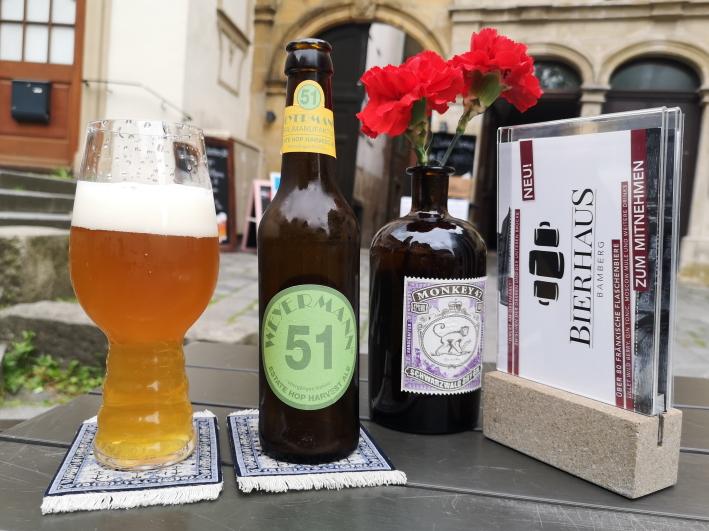 Bierhaus Bamberg, Bamberg, Bier in Franken, Bier in Bayern, Bier vor Ort, Bierreisen, Craft Beer, Bierbar, Bierrestaurant