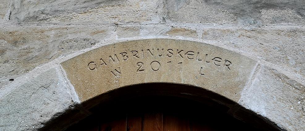 Gambrinus Keller Unterhaid, Oberhaid, Bier in Franken, Bier in Bayern, Bier vor Ort, Bierreisen, Craft Beer, Biergarten, Bierkeller