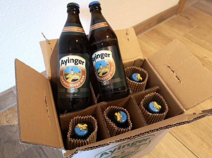 Bierpaket aus Aying, Aying, Bier aus Bayern, Bier vor Ort, Bierreisen, Craft Beer, Brauerei, Bierverkostung