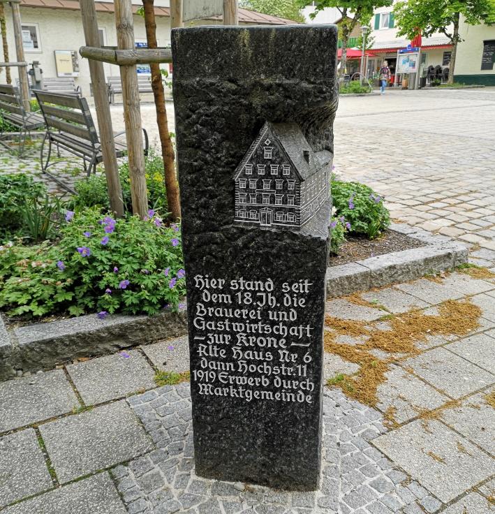 Brauerei und Gastwirtschaft zur Krone, Sonthofen, Bier im Allgäu, Bier in Bayern, Bier vor Ort, Bierreisen, Craft Beer, Brauerei
