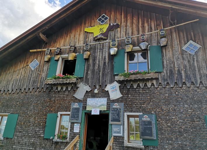 Siedelalpe, Zaumberg, Immenstadt im Allgäu, Bier im Allgäu, Bier in Bayern, Bier vor Ort, Bierreisen, Craft Beer, Biergarten