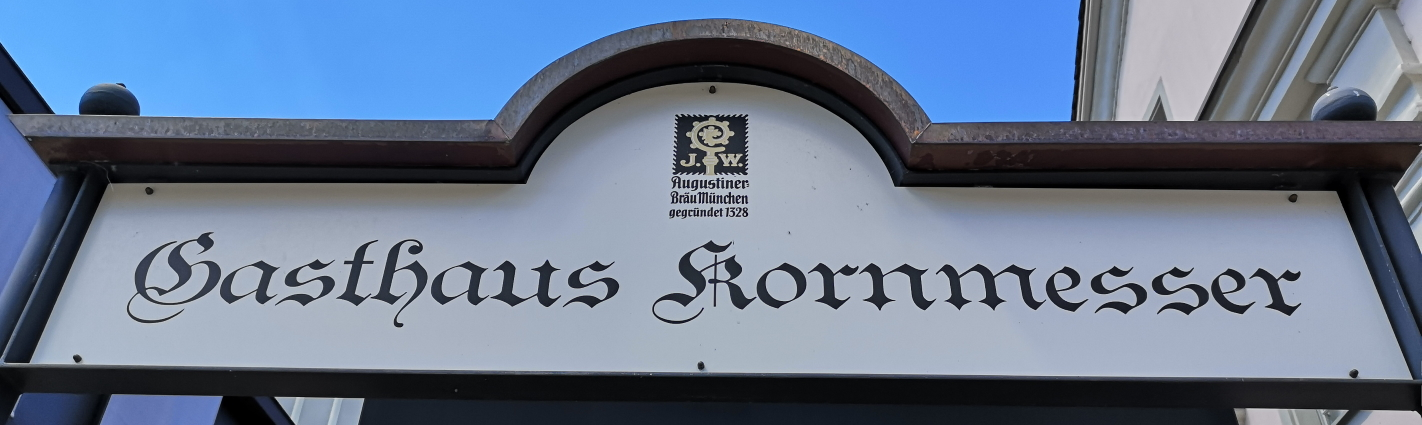 Gasthaus Kornmesser, Bregenz, Bier in Österreich, Bier vor Ort, Bierreisen, Craft Beer, Bierrestaurant, Biergarten