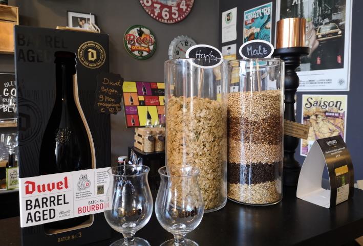 hops & malt, Bregenz, Bier vor Ort, Bierreisen, Craft Beer, Bottle Shop