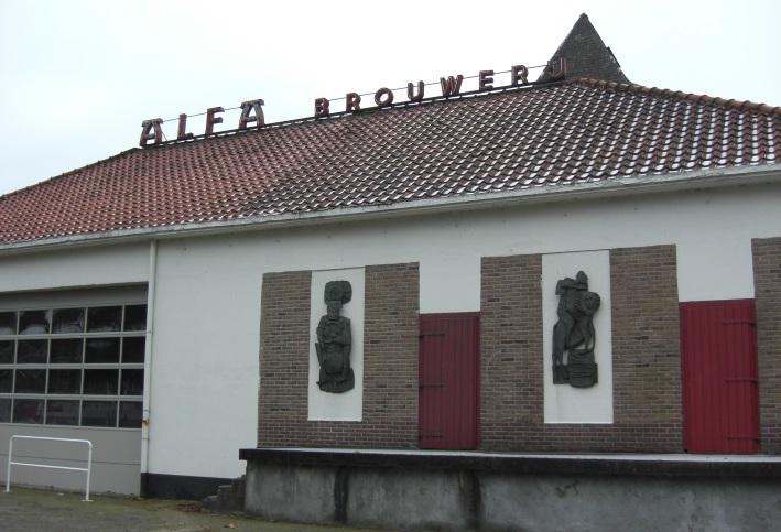Alfa Bierbrouwerij, Schinnen, Bier in den Niederlanden, Bier vor Ort, Bierreisen, Craft Beer, Brauerei