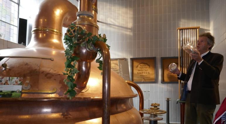 Wandertour de Bier 2017, Alpirsbach, Bier in Baden-Württemberg, Bier vor Ort, Bierreisen, Craft Beer, Brauerei, Brauereigasthof, Brauereimuseum