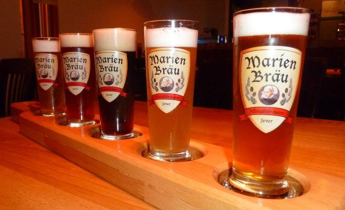 Altstadtbrauerei Marienbräu, Jever, Bier in Niedersachsen, Bier vor Ort, Bierreisen, Craft Beer, Brauerei, Gasthausbrauerei