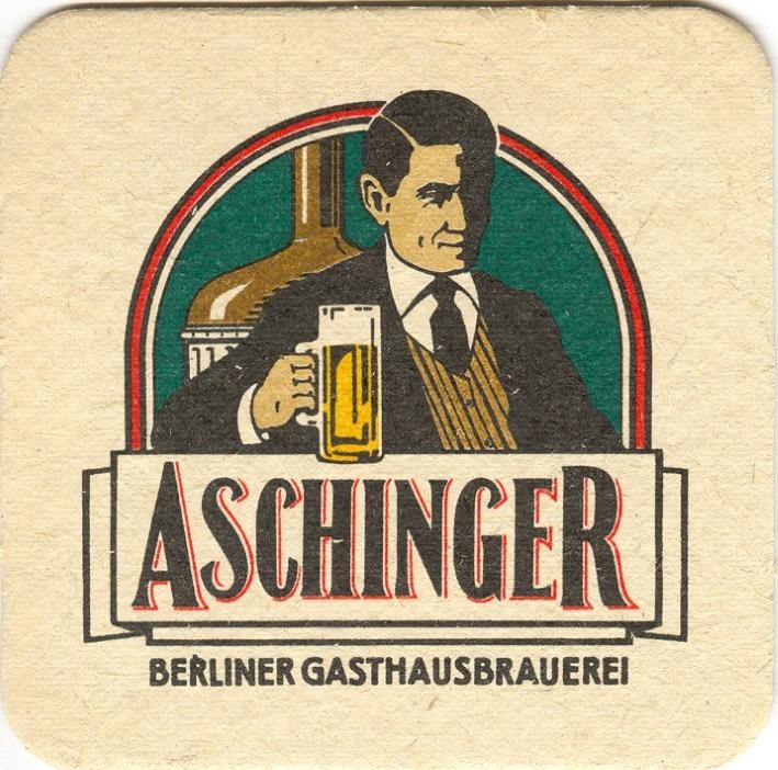 Aschinger Berliner Gasthausbrauerei, Berlin, Bier in Berlin, Bier vor Ort, Bierreisen, Craft Beer, Brauerei