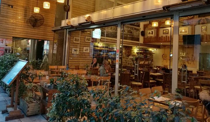 Athena's Cook (Πρώην Athens Beer), Athen, Bier in Griechenland, Bier vor Ort, Bierreisen, Craft Beer, Bierbar, Bierrestaurant