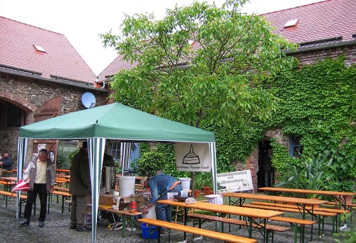 Schaubrauen an der Römischen Aumühle, Hadamar-Oberzeuzheim, Bier in Hessen, Bier vor Ort, Bierreisen, Craft Beer, Schaubrauen
