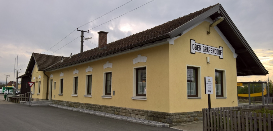 Bahnhofsbräu Ober-Grafendorf, Mariazellerbahn