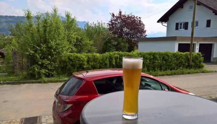 Barley's Braukeller, Waltenhofen, Bier in Bayern, Bier vor Ort, Bierreisen, Craft Beer, Brauerei