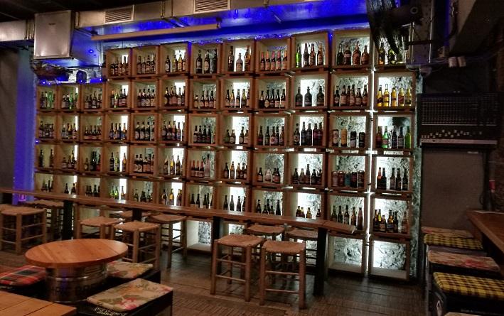 Barley Cargo, Athen, Bier in Griechenland, Bier vor Ort, Bierreisen, Craft Beer, Bierbar, Bottle Shop