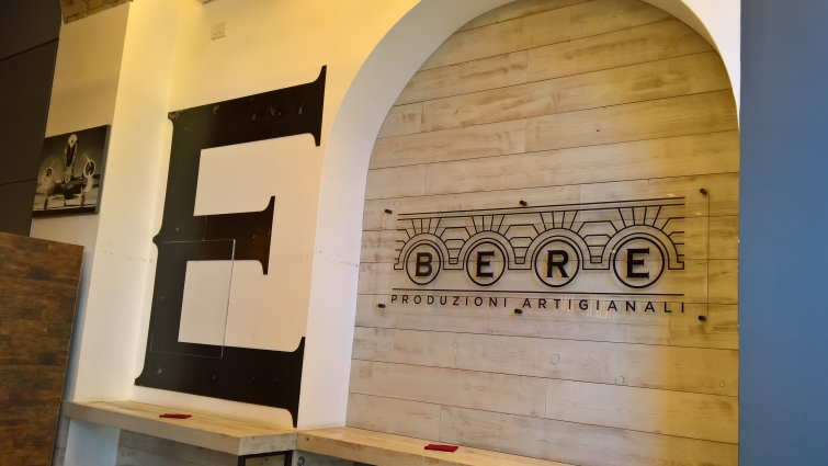 Be.Re., Rom, Bier in Rom, Bier vor Ort, Bierreisen, Craft Beer, Bierbar