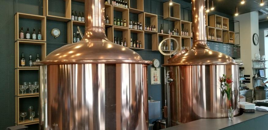 Beer Factory, Plzeň, Bier in Tschechien, Bier vor Ort, Bierreisen, Craft Beer, Brauerei, Gasthausbrauerei