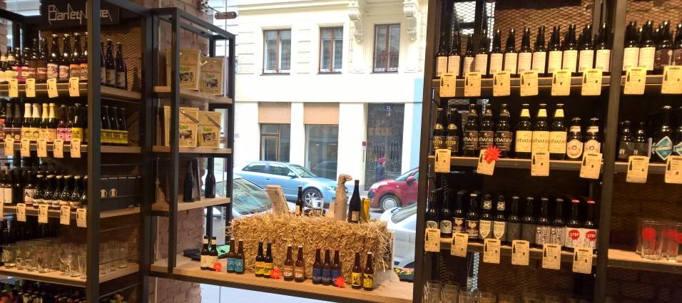 BeerLovers Craft Beer Store, Wien, Bier in Österreich, Bier vor Ort, Bierreisen, Craft Beer, Bottle Shop