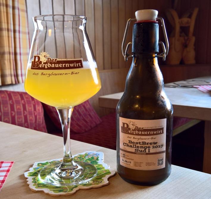 Der Bergbauernwirt, Bolsterlang, Sonderdorf, Bier in Bayern, Bier vor Ort, Bierreisen, Craft Beer, Brauereigasthof