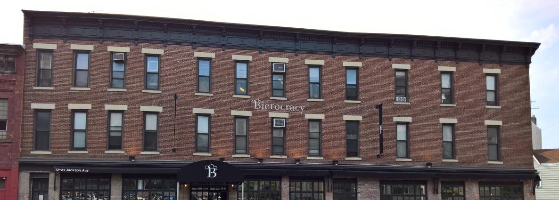 Bierocracy, Long Island City, Bier in New York, Bier vor Ort, Bierreisen, Craft Beer, Bierbar