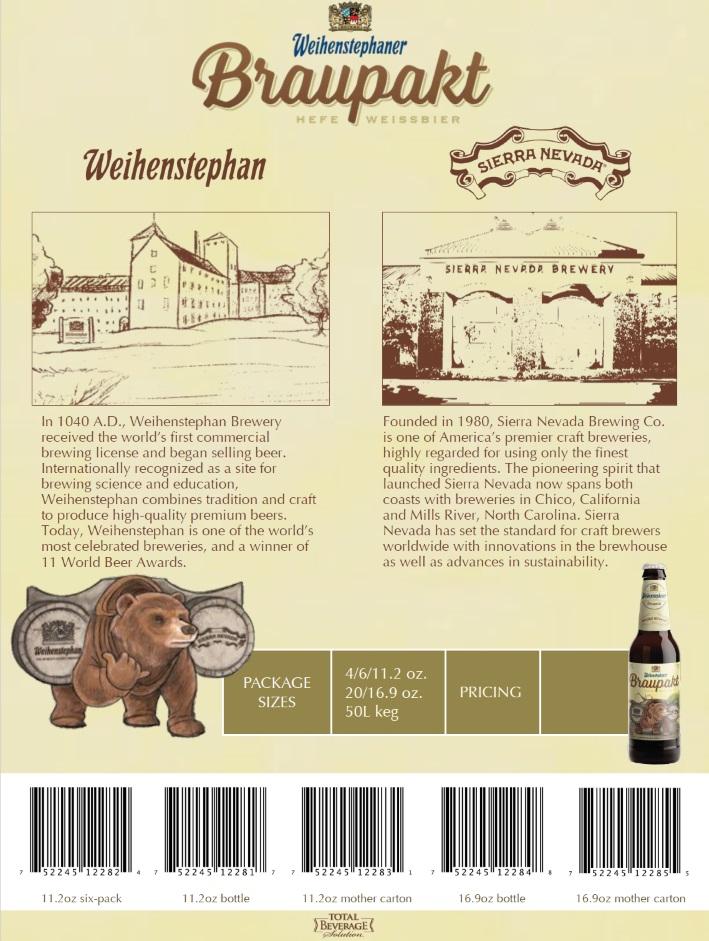 Der Weihenstephaner Braupakt, Chico, Bier in den USA, Bier vor Ort, Bierreisen, Craft Beer, Brauerei