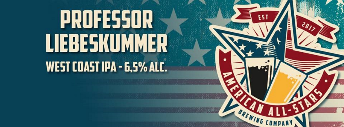 American All-Stars Brewing Company, Bier vor Ort, Bierreisen, Craft Beer, Brauerei