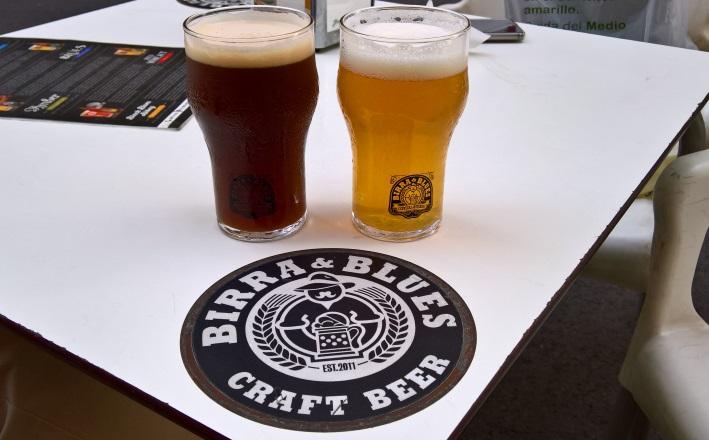 Birra & Blues Valencia Centro, Valencia, Bier in Spanien, Bierreisen, Craft Beer, Bierbar