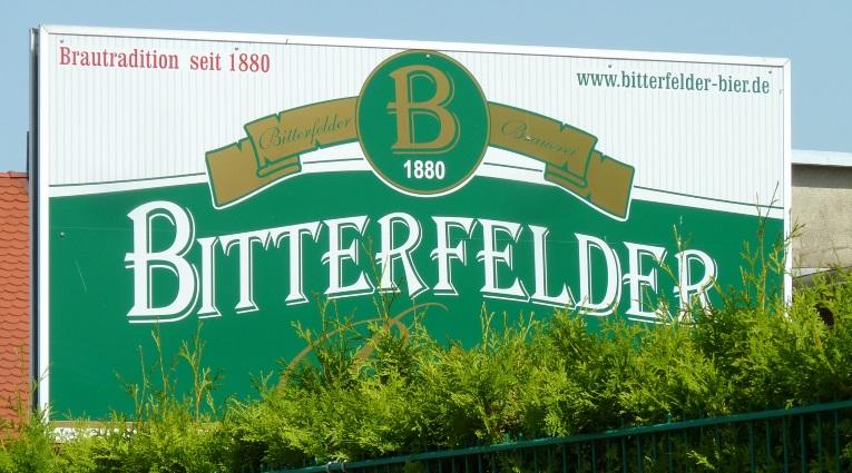Bitterfelder Brauerei GmbH, Bitterfeld, Bier in Sachsen-Anhalt, Bier vor Ort, Bierreisen, Craft Beer, Brauerei