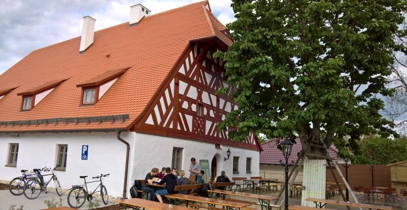 Brauerei Gasthof Blomenhof 1571, Neumarkt in der Oberpfalz, Bier in Bayern, Bier vor Ort, Bierreisen, Craft Beer, Brauereigasthof