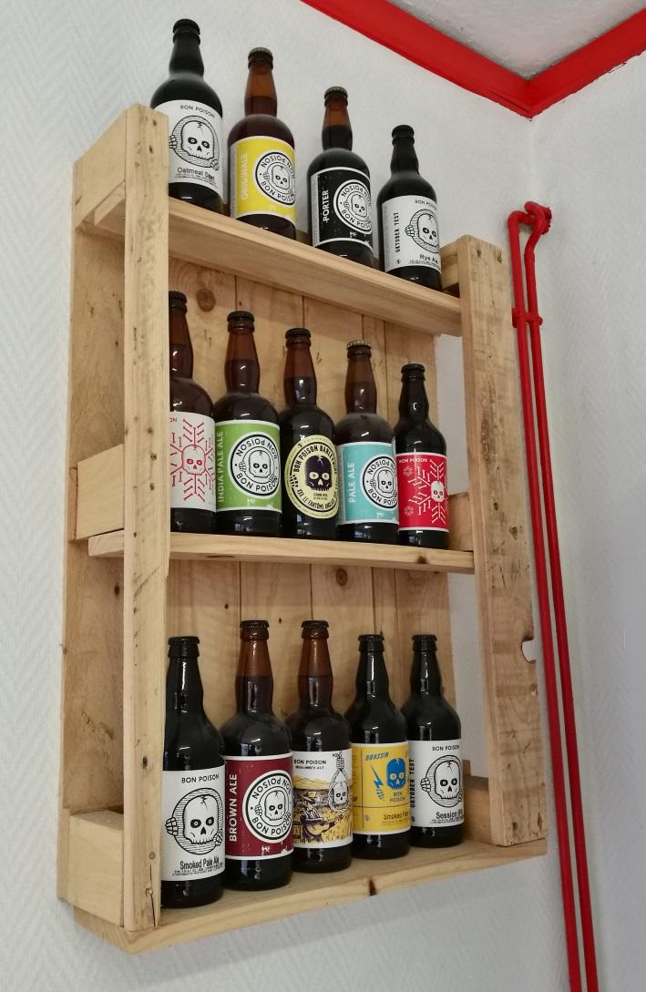 Microbrasserie Bon Poison, Metz, Bier in Frankreich, Bier vor Ort, Bierreisen, Craft Beer, Brauerei