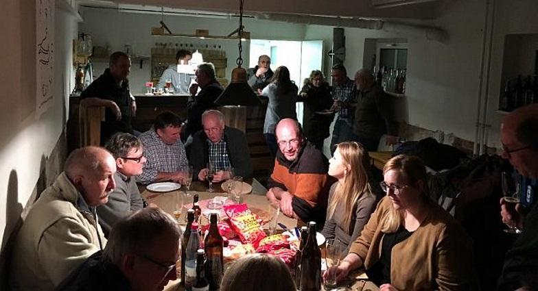 Hausbrauer Nassauer Land, Brauertreffen 2018, Wolfenhausen, Bier in Hessen, Bier vor Ort, Bierreisen, Craft Beer, Hausbrauertreffen