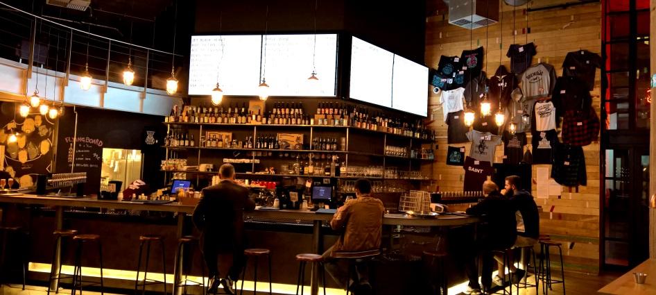 BrewDog Bar Brussels, Brüssel, Bier in Belgien, Bier vor Ort, Bierreisen, Craft Beer, Bierbar