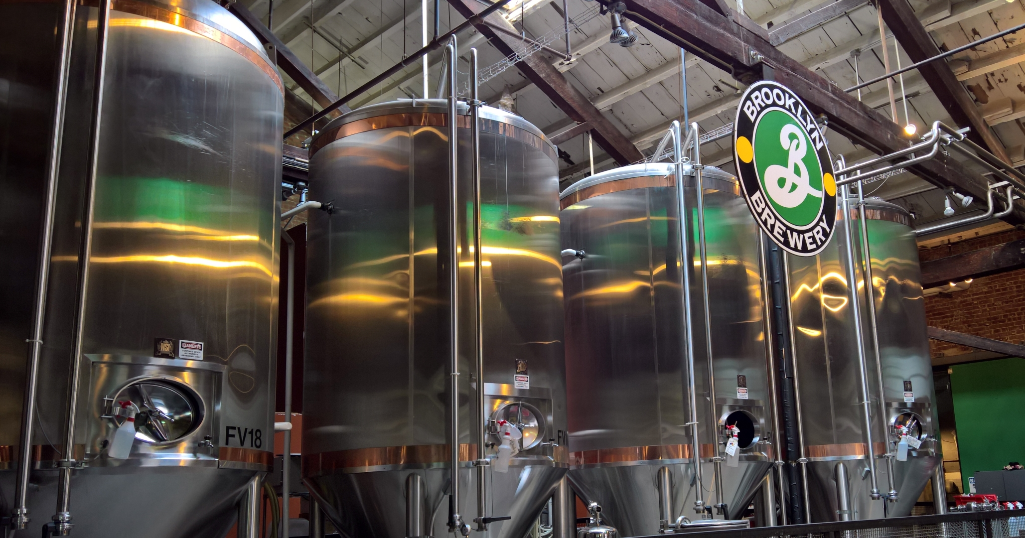 Brooklyn Brewery, Brooklyn, Bier in New York, Bier vor Ort, Bierreisen, Craft Beer, Brauerei